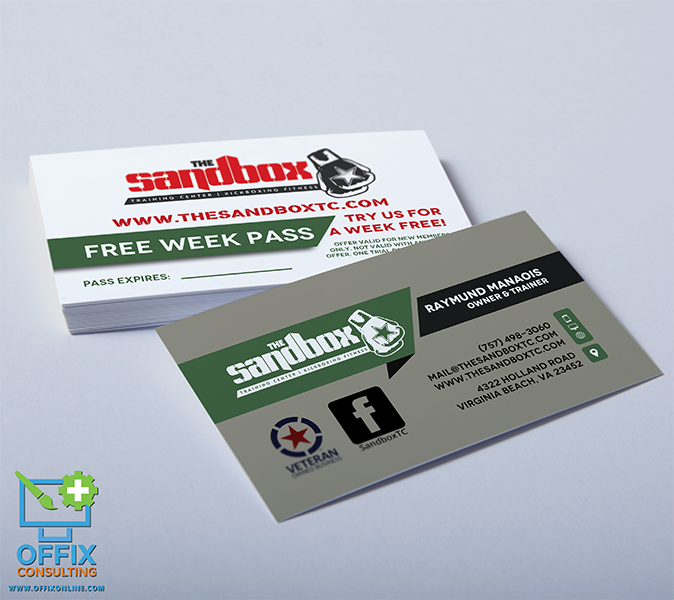 Web graphic design business card reheart Choice Image